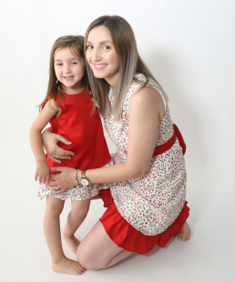 μαμά και κόρη φορέματα